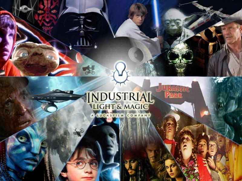ILM và các nhân vật tiếng tăm