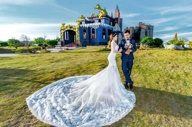 Top 9 Studio chụp ảnh cưới đẹp, chuyên nghiệp nhất tại Cà Mau