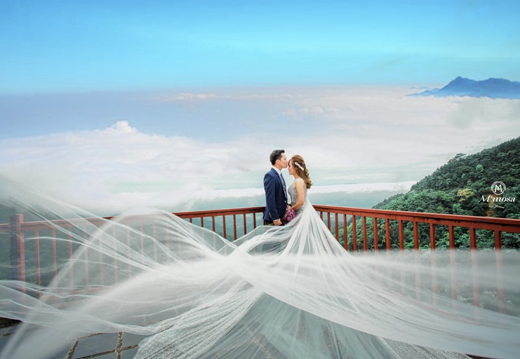Top 7 studio chụp ảnh cưới đẹp lộng lẫy và nổi tiếng nhất hiện nay trên cả nước