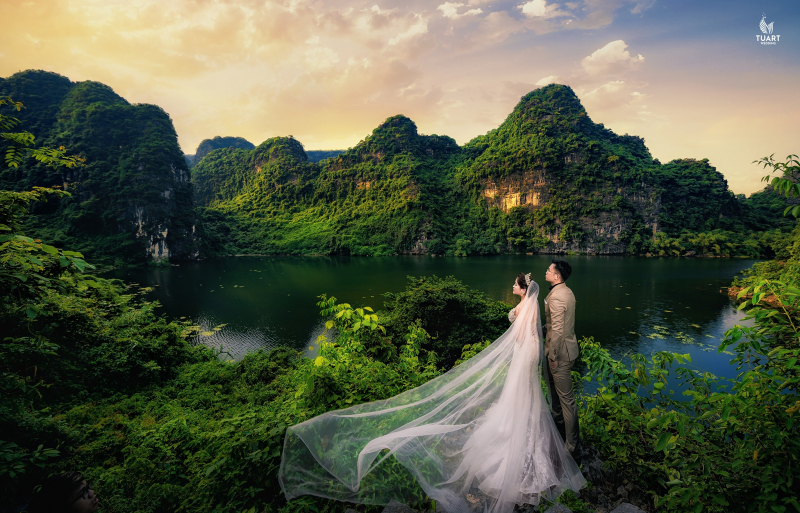Top 7 studio chụp ảnh cưới đẹp nhất tại Ninh Bình