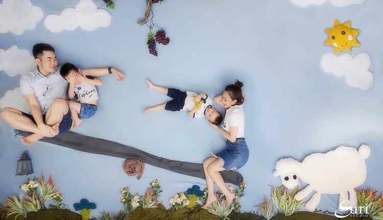 Top 6 studio chụp ảnh gia đình đẹp nhất tại Tp Vinh
