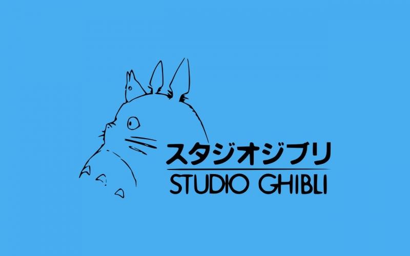Logo của Studio Ghibli