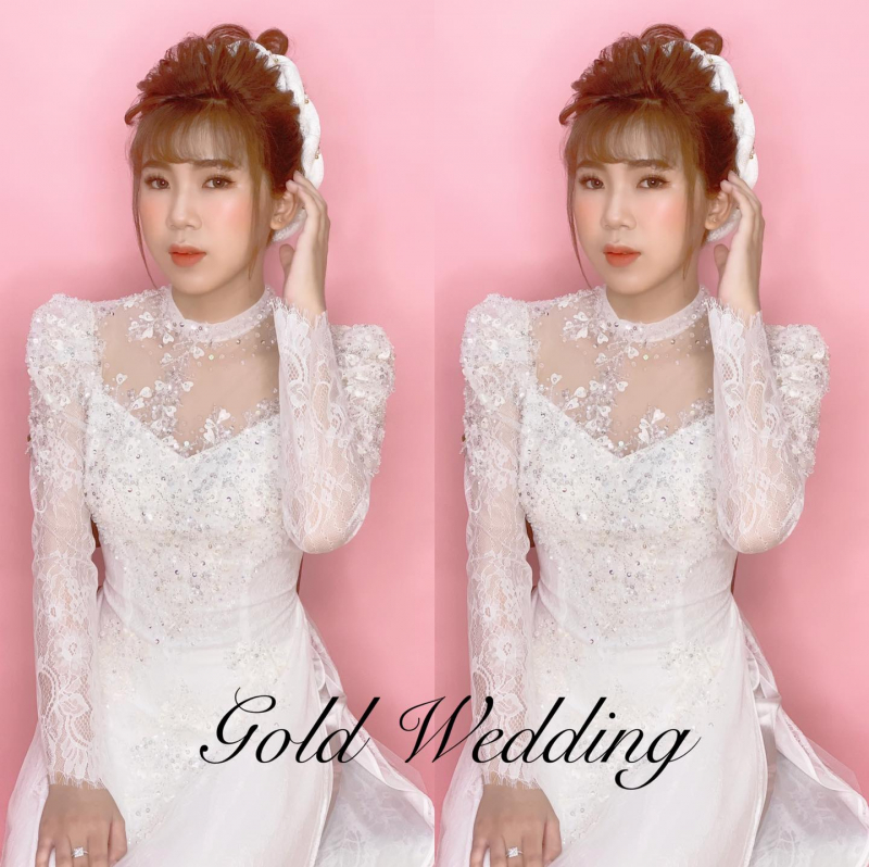 Studio Gold Wedding