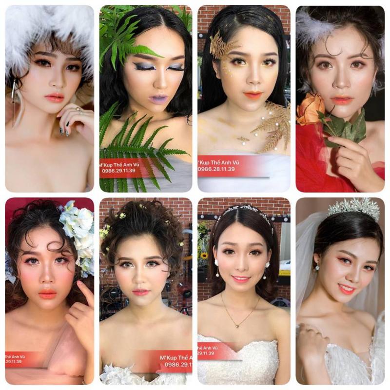 Thế Anh Vũ Make up (Studio Uyên Tít)