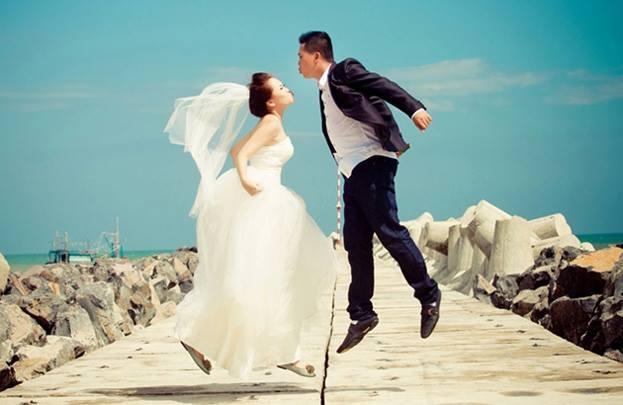 Top 8 studio chụp ảnh cưới đẹp nhất tại Bình Dương
