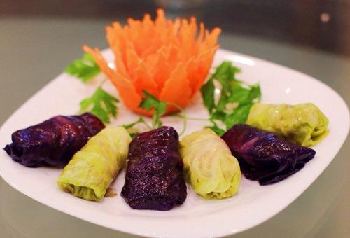 stuffed cabbage