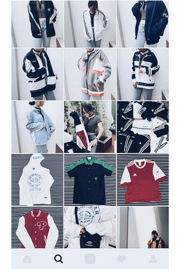 Các loại áo khoác đa dạng kiểu dáng.