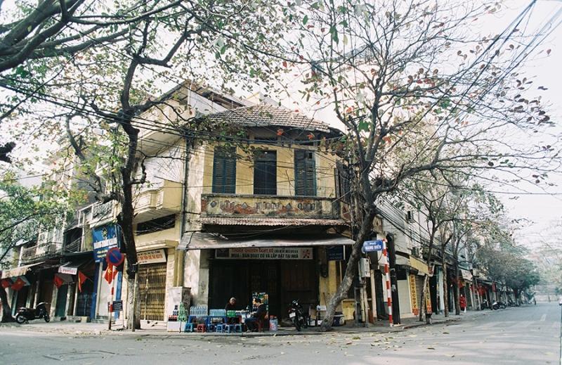 Một góc phố cổ Hà Nội