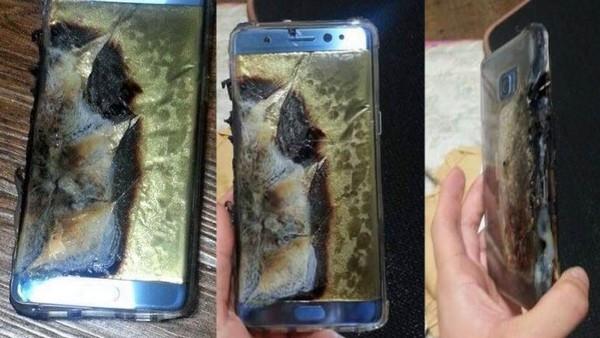 Sự cố Galaxy Note 7 gây thiệt hại cho Samsung lên đến 5 tỉ USD