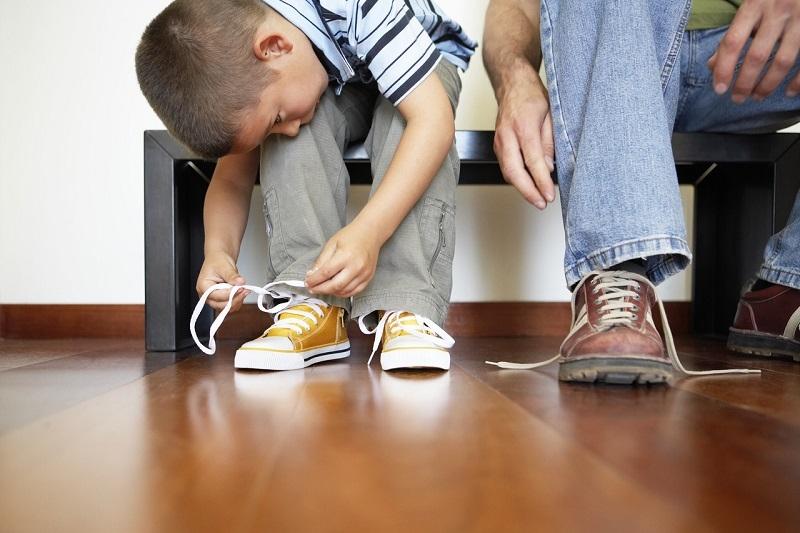 Rèn luyện sự độc lập cho con bạn