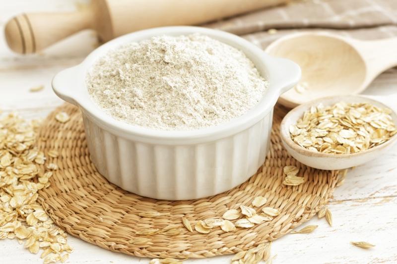 Sử dụng bột gạo