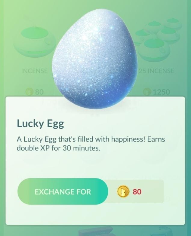 Sử dụng cẩn thận trứng may mắn