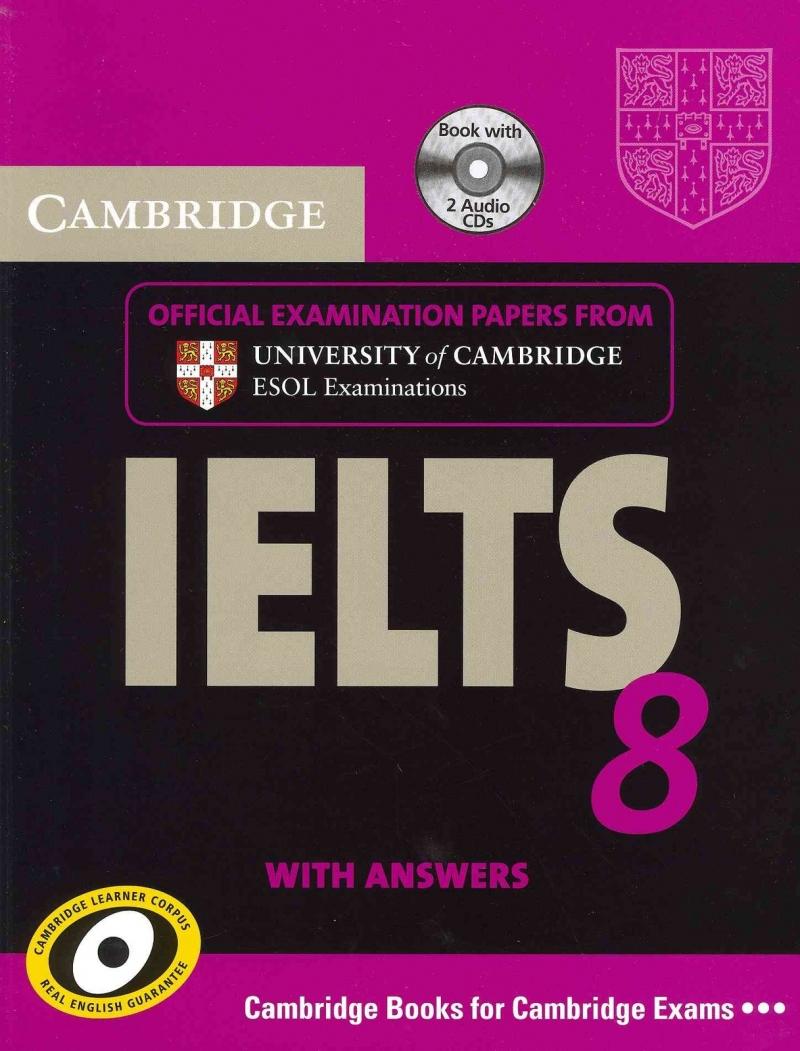 Cambrige là bộ sách không thể bỏ qua của người học, thi IELTS - Ảnh: Internet