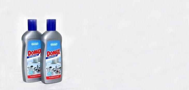Bảo quản bộ nồi inox bằng nước tẩy rửa chuyên dụng