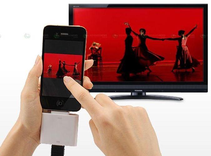 HDMI giúp kết nối iPhone với Tivi một cách nhanh gọn