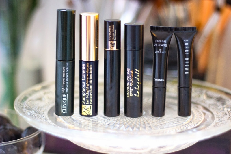 Một cây mascara chỉ nên sử dụng trong vòng 3-4 tháng