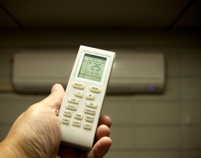 Sử dụng máy lạnh (điều hòa) hợp lý