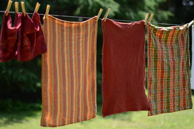 Sử dụng một chiếc khăn tắm trong thời gian quá lâu