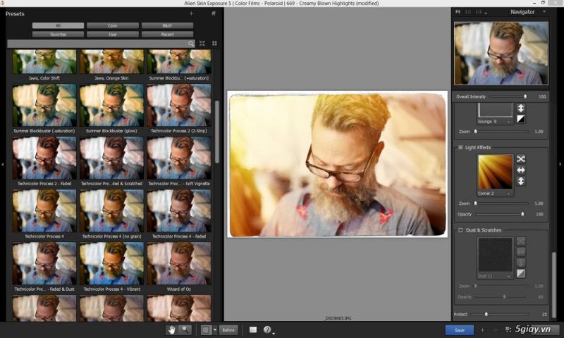 Sử dụng phần mềm chỉnh sửa ảnh