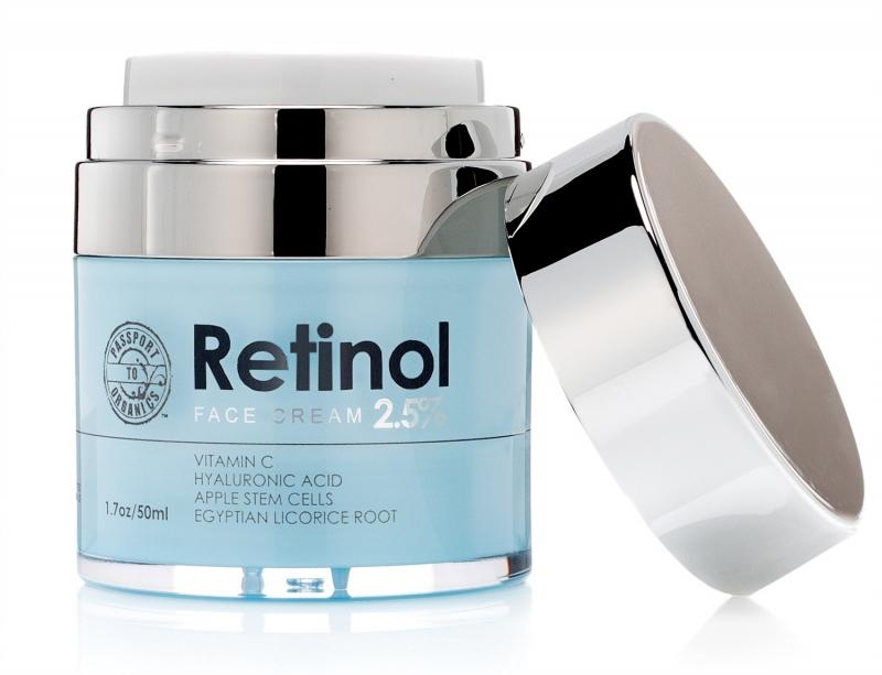 Sử dụng retinol