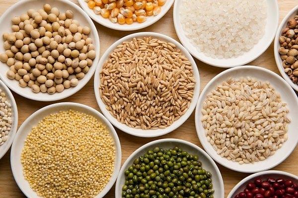 Sử dụng thực phẩm nguyên hạt
