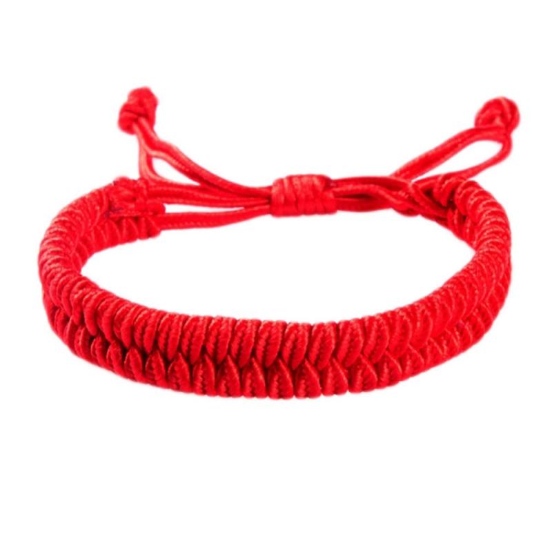 Sử dụng vải đỏ