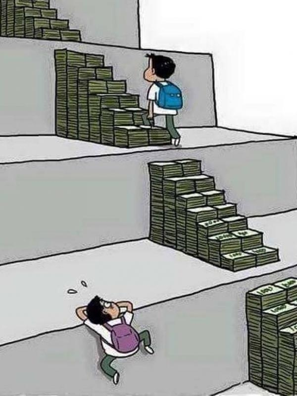 Một quy tắc ngầm trong xin việc mà ai cũng hiểu, đó chính là: mối quan hệ và tiền tệ.
