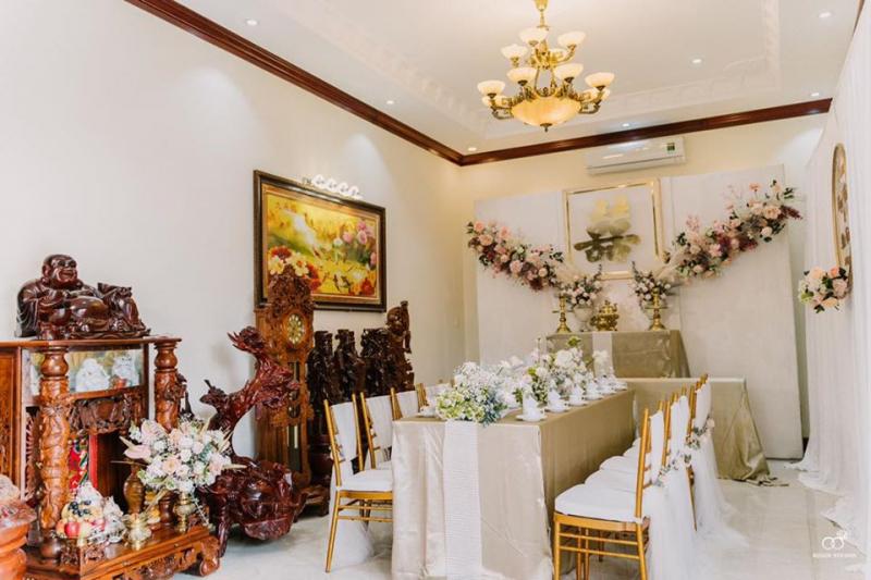 Sự Kiện Vàng - Wedding & Event Service