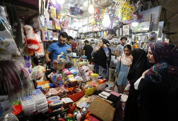Khu chợ tại Iran và những tập quán không thể tin nổi