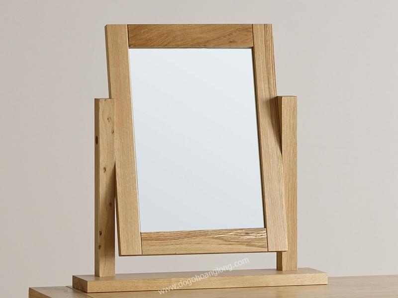 Theo phong thủy, gương là vật dụng dễ tìm trong việc thăng tiến sự nghiệp