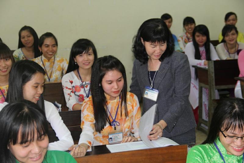 Người học sau khi tốt nghiệp sẽ trở thành giáo viên giảng dạy môn ngữ văn tại các trường trung học phổ thông và trung học cơ sở