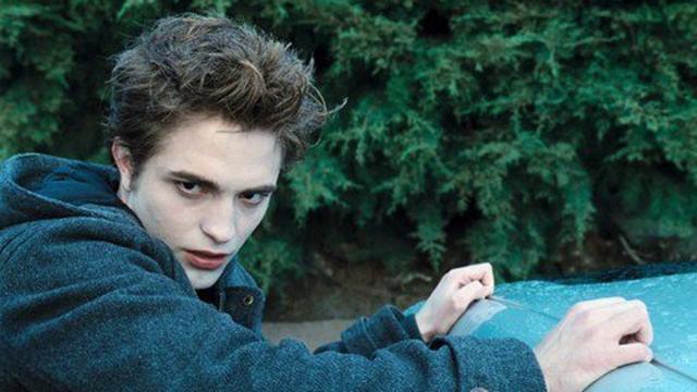 Robert Pattinson cũng đã có lúc