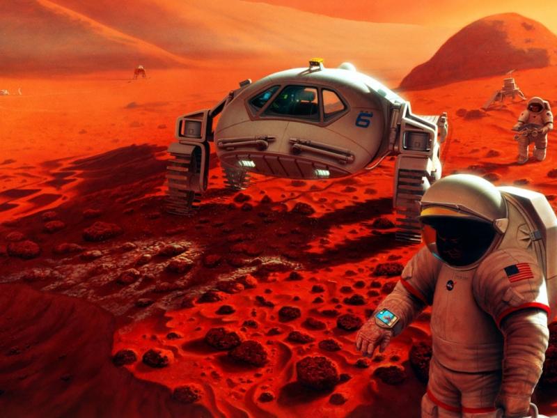 Nhà du hành vũ trụ nổi tiếng David Baker khẳng định rằng họ đã thấy rõ một chiếc UFO đang phi hành