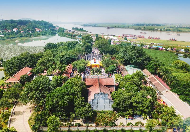 Linh thiêng núi rừng Côn Sơn - Kiếp Bạc