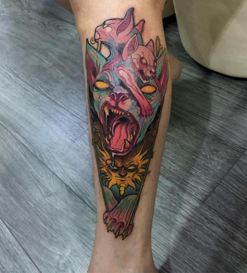 Su Trần Tattoo
