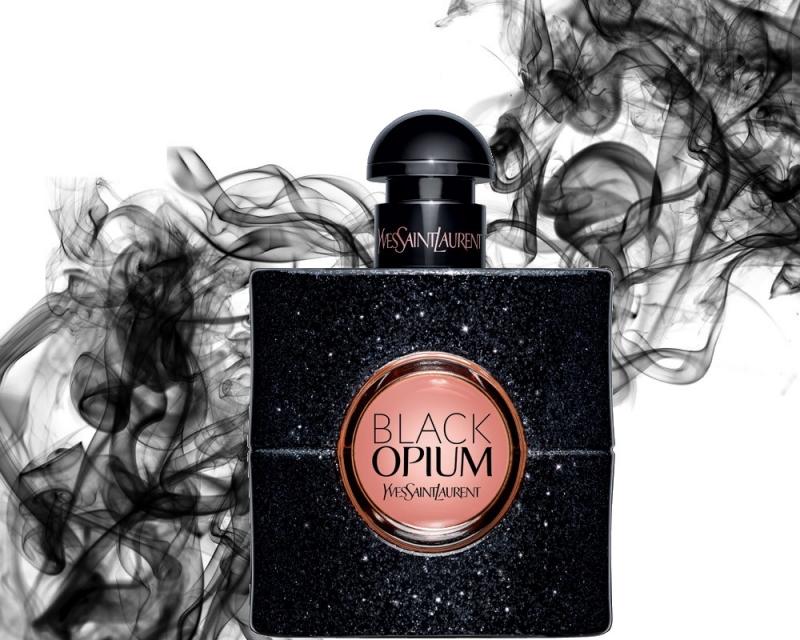 Black Opium Yves Saint Laurent dành cho những cô nàng Sư Tử