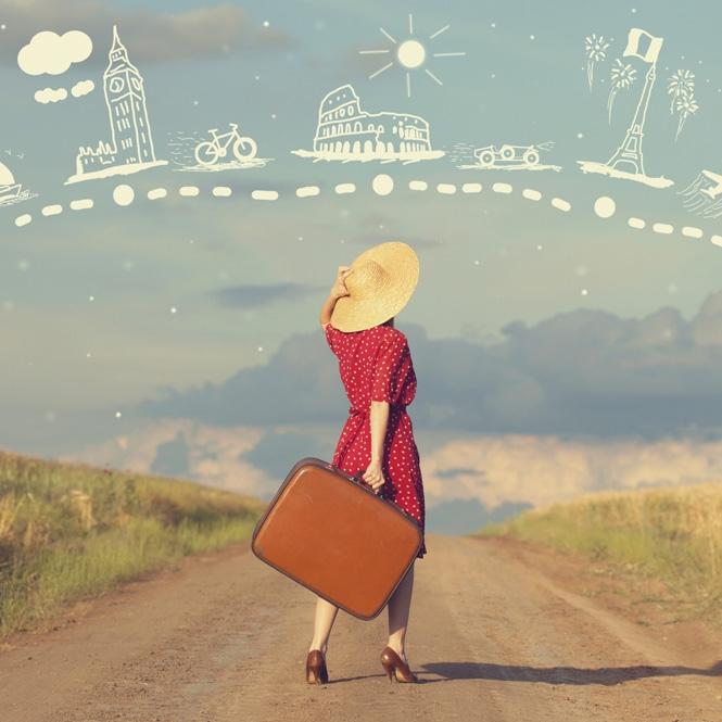 Sở thích du lịch riêng
