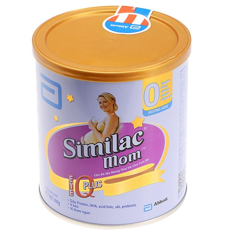 Sữa Abbott Similac Mom IQ Plus