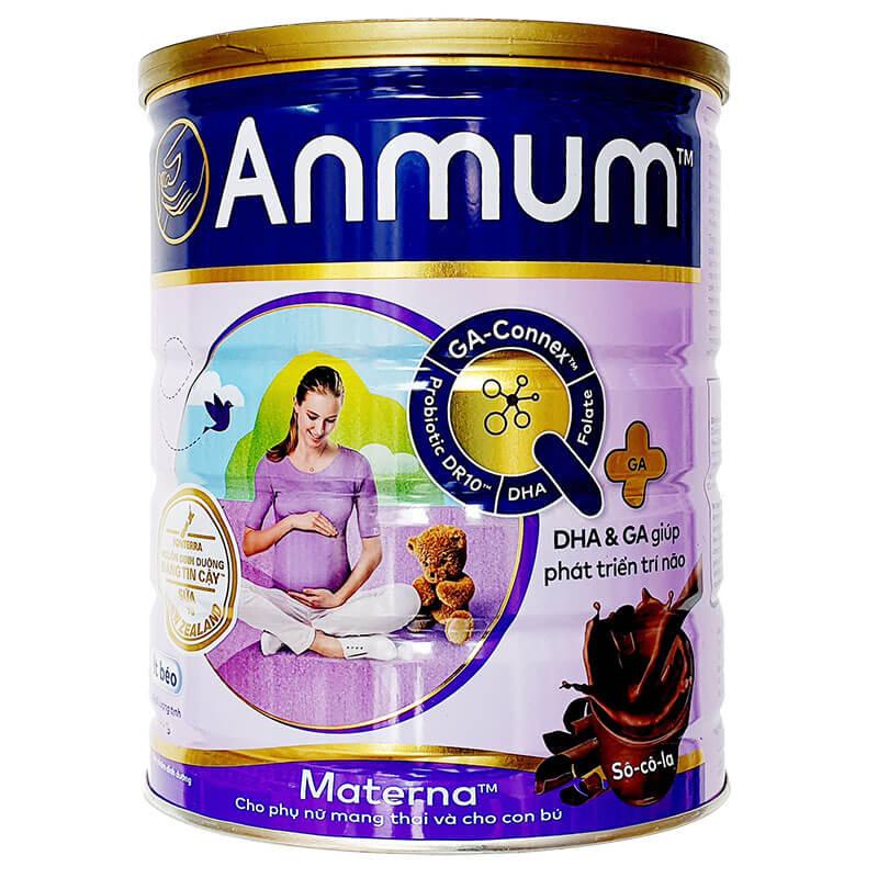 Hộp 800g Anmum materna