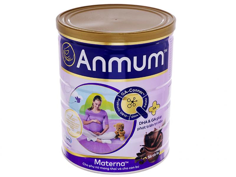 Sữa Anmum Materna