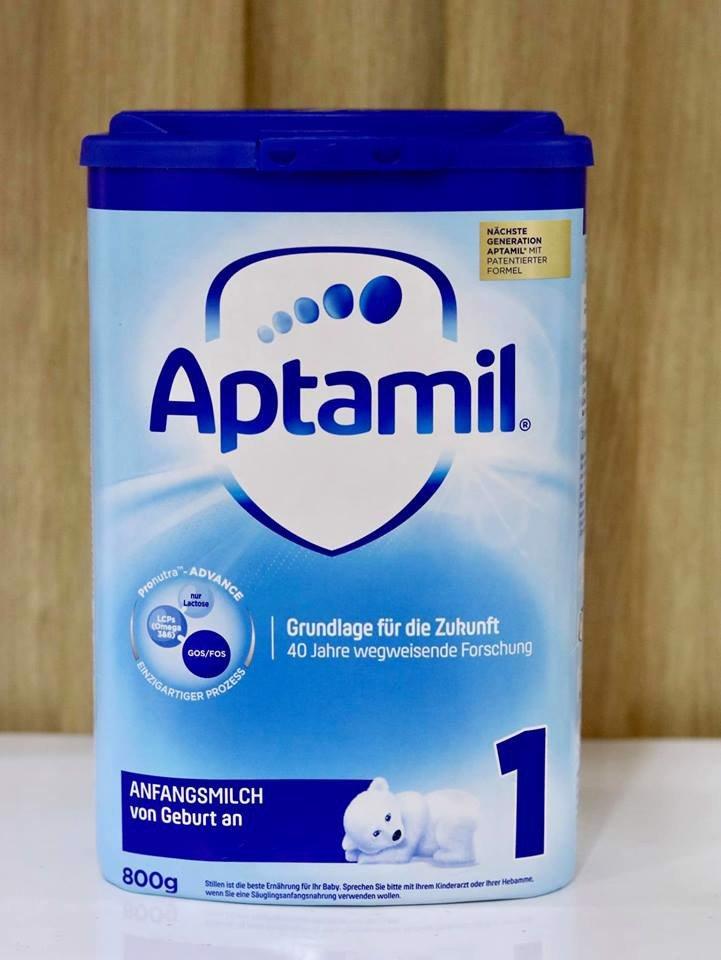 Sữa Aptamil-1 Pronutra