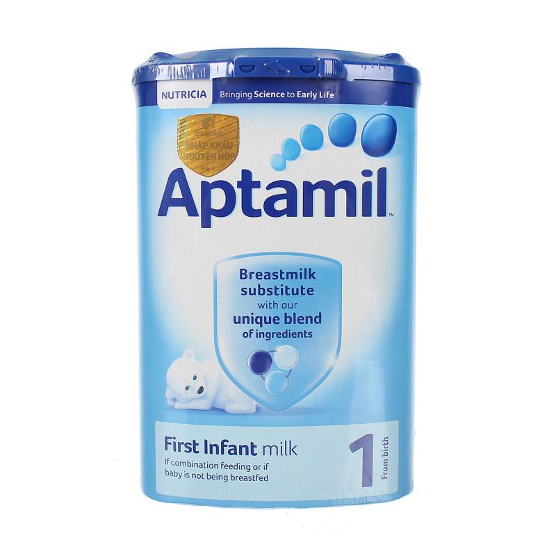 Sữa Aptamil của Anh