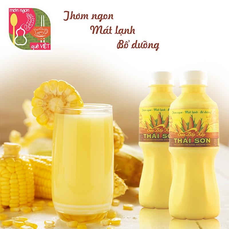 Sữa Bắp Nếp Thái Sơn