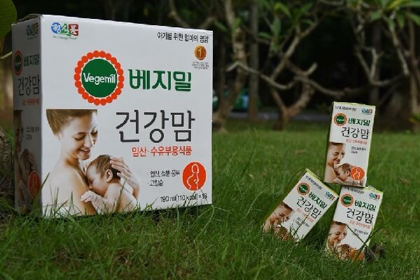 Sữa bầu Hàn Quốc Vegemil