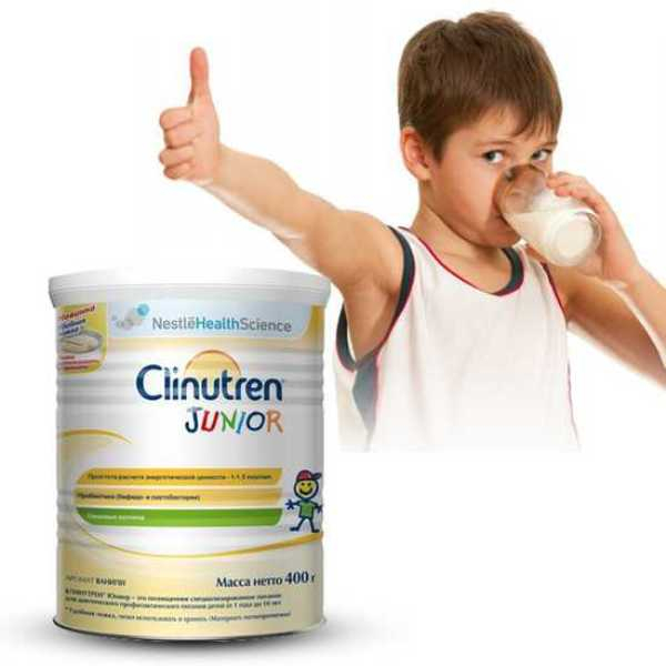 Sữa Clinutren Junior