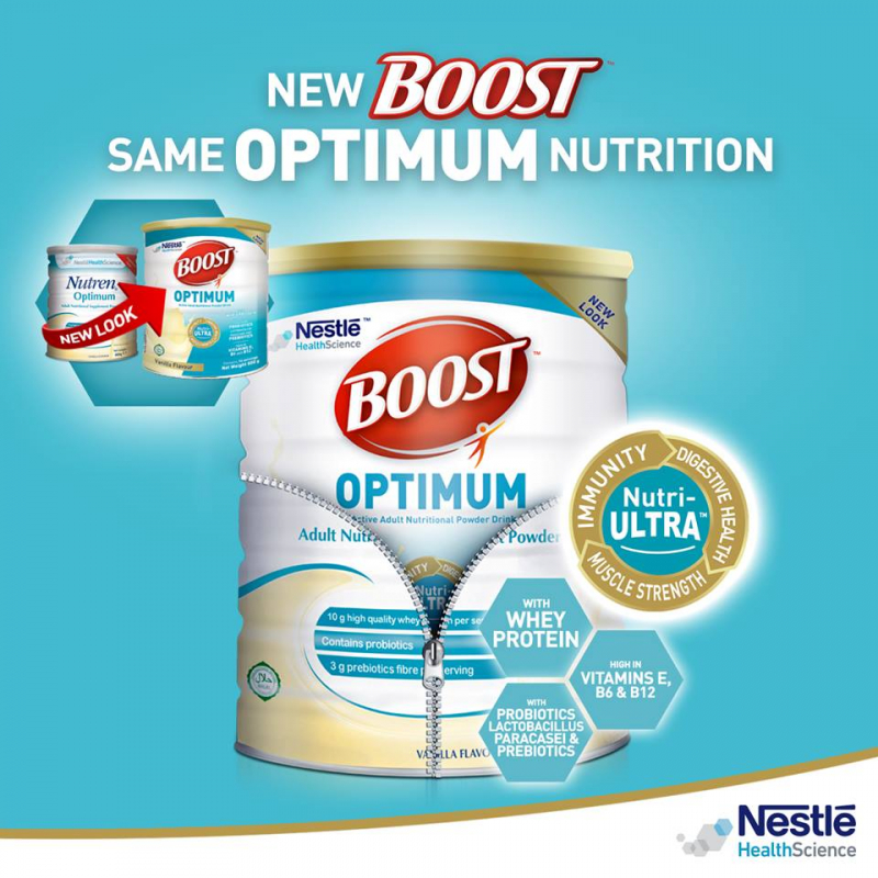 sữa Boost Optimum