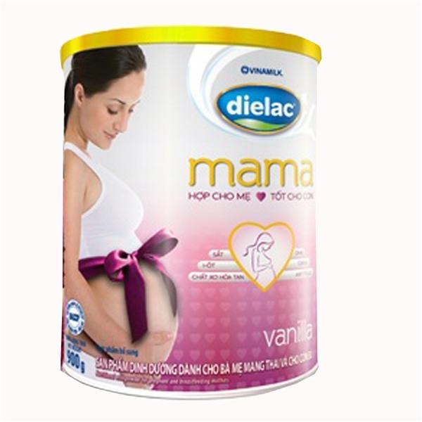 Dielac Mama là sản phẩm sữa bột của công ty Vinamilk