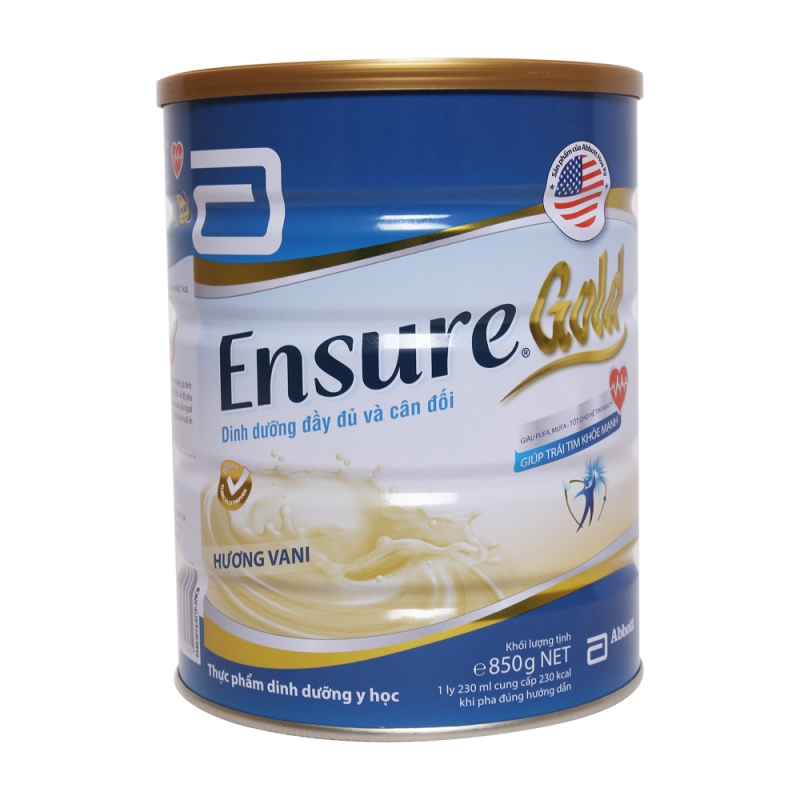 Sữa bột Ensure Gold