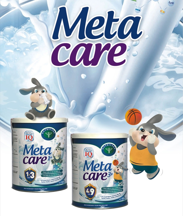 Sữa bột Meta Care