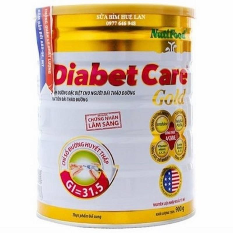 Sữa Nutren Diabet Care Gold từ thương hiệu NutriFood